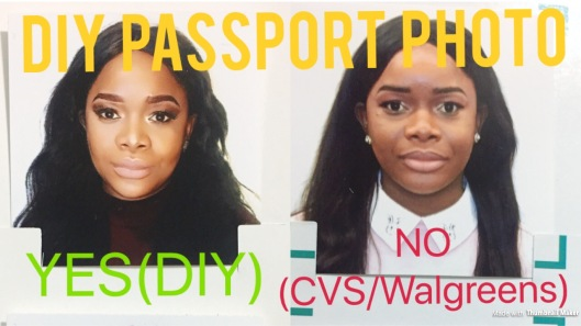 Diy passport photo right from the comfort of your home fearlessly due to my many frustrations with these locations i decided to take matters into my own hands and do it myself solutioingenieria Images